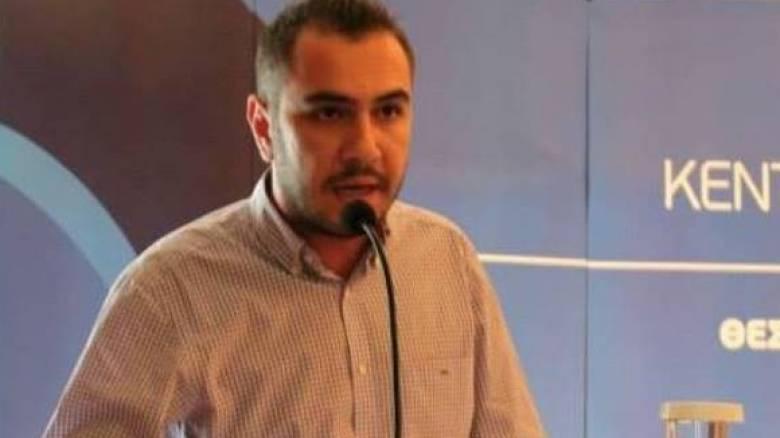 Ο Βασίλης Γεωργιάδης νέος πρόεδρος της ΟΝΝΕΔ