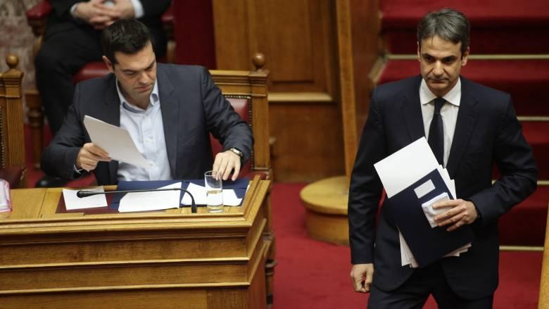 Διαξιφισμοί ΝΔ-ΣΥΡΙΖΑ για τη λίστα Μπόργιανς