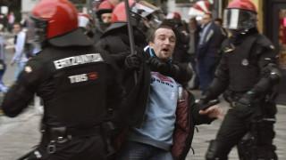 Σοβαρά επεισόδια ανάμεσα σε χούλιγκανς πριν τον αγώνα της Αθλετίκ Μπιλμπάο με την Μαρσέιγ
