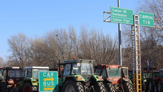 Αγρότες: Αποχώρηση με αιχμές από το μπλόκο του Προμαχώνα