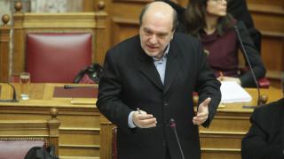 Αλεξιάδης: Δημοσιοποίηση των οφειλετών άνω των 150.000 ευρώ