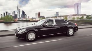 Η θωρακισμένη Mercedes- Maybach S600 Guard είναι το πιο ασφαλές αυτοκίνητο του κόσμου