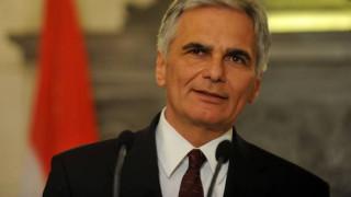 Β. Φάιμαν: Να μην θεωρεί η Ελλάδα ότι μπορεί να στέλνει όλους τους πρόσφυγες στην Αυστρία