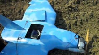 Τουρκία: Μη επανδρωμένο αεροσκάφος κατέπεσε στα σύνορα με τη Συρία
