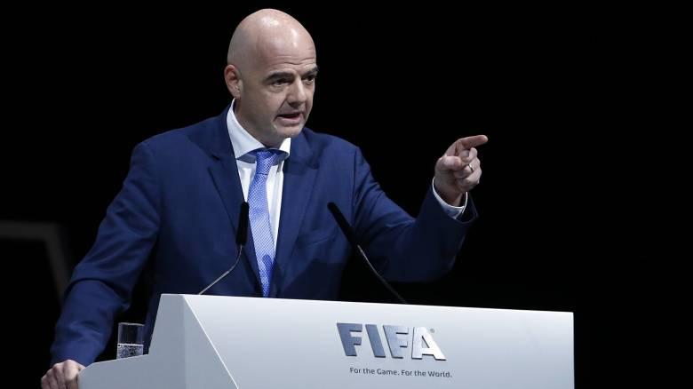 Θρίαμβος του Τζιάνι Ινφαντίνο στις εκλογές της FIFA ανατρέποντας τα προγνωστικά