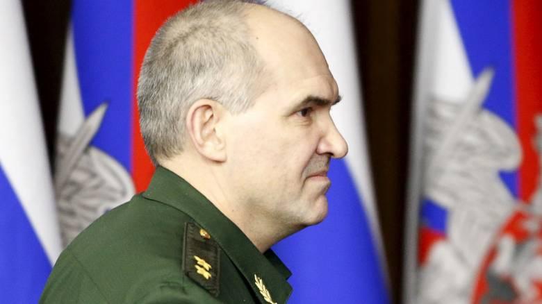 Η ρωσική πολεμική αεροπορία σταμάτησε τους βομβαρδισμούς στη Συρία
