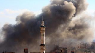 Συρία: Όλμοι σε συνοικίες της Δαμασκού παρά την εκεχειρία
