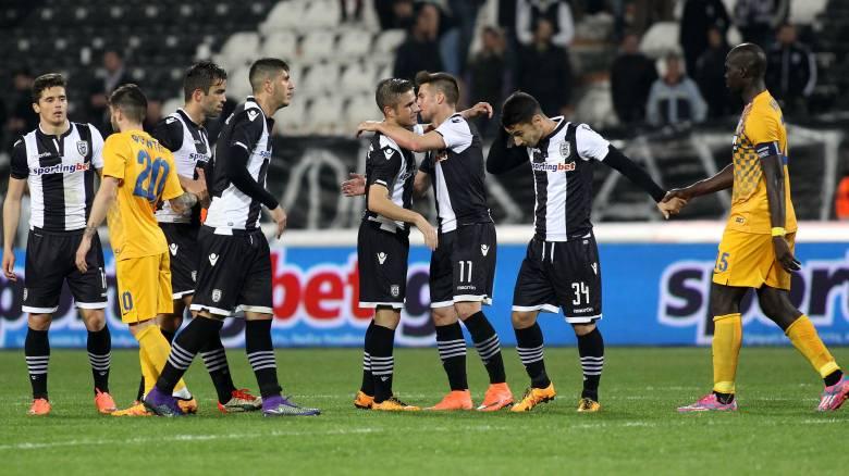 Ο ΠΑΟΚ κέρδισε τον Αστέρα Τρ. 2-0 και περιμένει τον ημιτελικό Κυπέλλου με τον Ολυμπιακό.