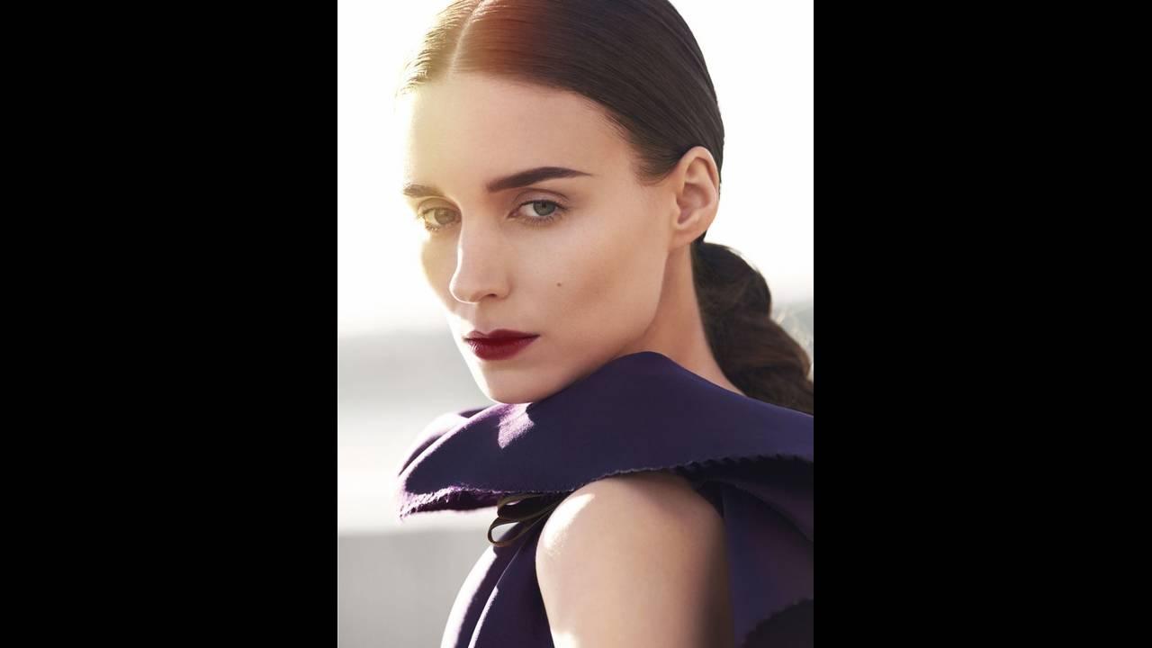 Η Rooney Mara φωτογραφημένη από τους Cedric Buchet/David Vandewal για το περιοδικό Elle