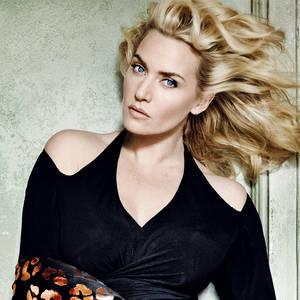 Η Kate Winslet φωτογραφημένη από τον Mario Testino για το περιοδικό Vogue