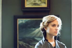 Η Alicia Vikander σε στιγμιότυπο από την ταινία «The Danish Girl»