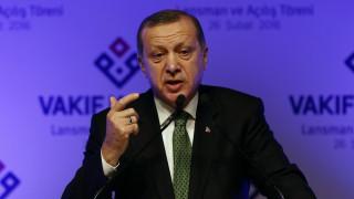 Πυρά Ερντογάν κατά απόφασης του τουρκικού Συνταγματικού Δικαστηρίου