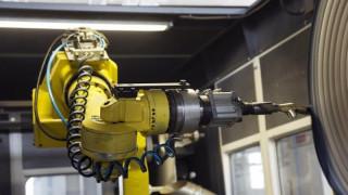Θα κυριαρχήσουν τα ρομπότ στη βιομηχανία έως το 2018