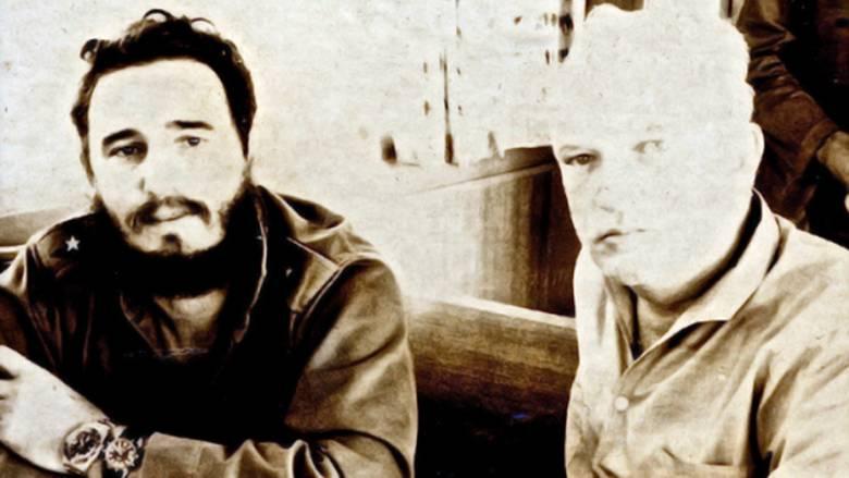 Το «δηλητηριώδες» δώρο της CIA στον Φιντέλ Κάστρο