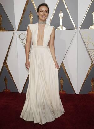 Oλίβια Ουάιλντ με Valentino Couture