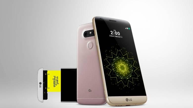 Γιατί το G5 smartphone της LG είναι κορυφαίο