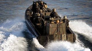 Θέσεις στο Αιγαίο λαμβάνουν τα πλοία του ΝΑΤΟ