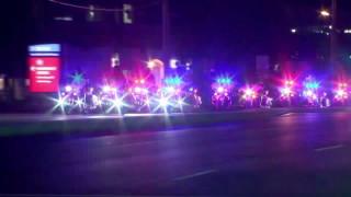 ΗΠΑ: Αστυνομικός σκοτώθηκε στην πρώτη της βάρδια