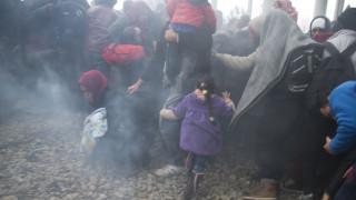 Τριάντα χιλιάδες πρόσφυγες είναι εγκλωβισμένοι στην Ελλάδα