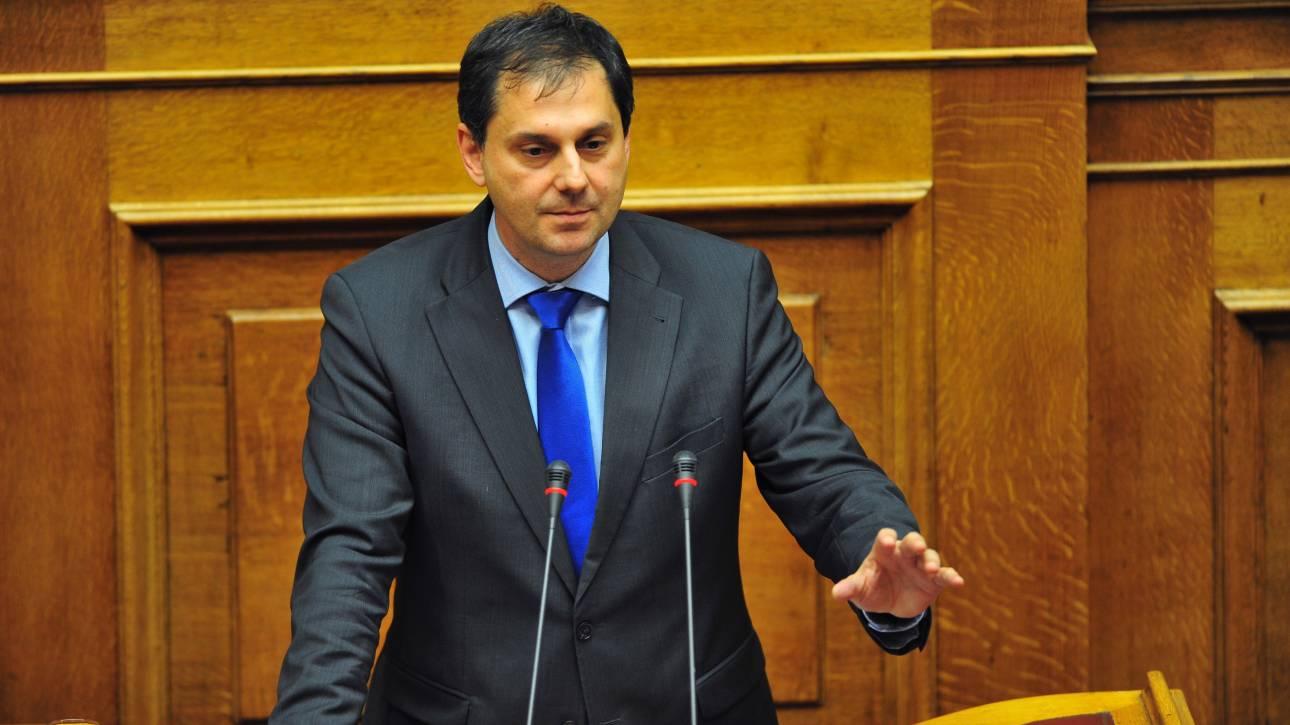Παραιτήθηκε από κοινοβουλευτικός εκπρόσωπος του Ποταμιού ο Χ.Θεοχάρης