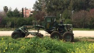 Ανεστάλησαν οι εργασίες για τη δημιουργία χώρου φιλοξενίας στο «Πάρκο Τρίτση»