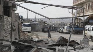 Επίθεση με οβίδες σε δημοσιογράφους στη Συρία - Ένας Έλληνας ανάμεσά τους