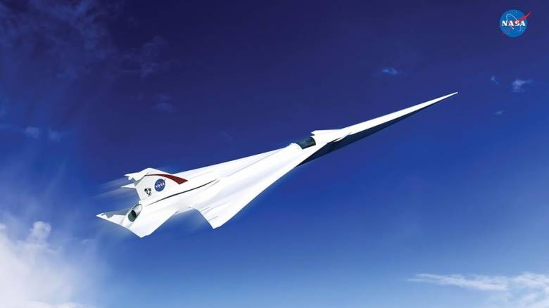 ΝΑSA: Στα σκαριά το πρώτο «ήσυχο» ηπερηχητικό αεροσκάφος