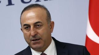 Επίσκεψη του Τούρκου υπουργού Εξωτερικών στην Αθήνα