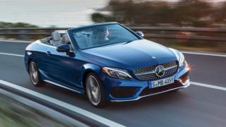 Η γκάμα της Mercedes C-Class διευρύνεται και με την Cabrio