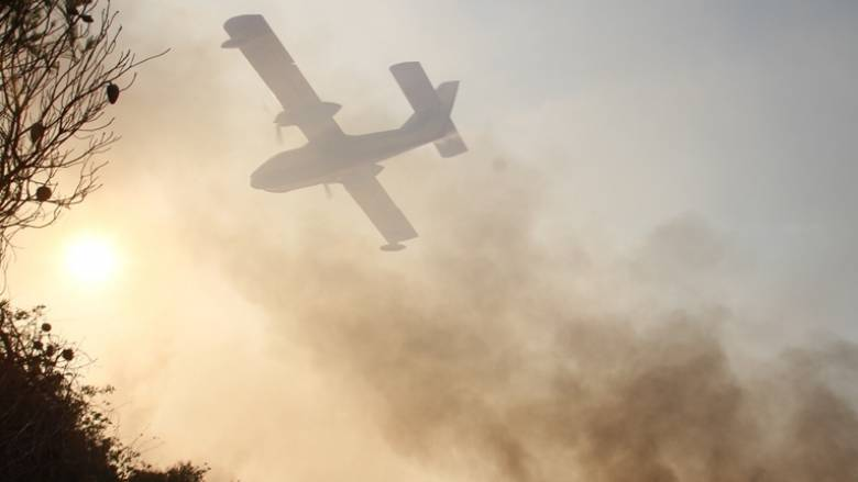 Χανιά: Σύλληψη 56χρονου για την πυρκαγιά στην Κίσσαμο