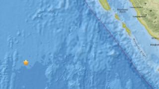 Ισχυρός σεισμός 7,9R στην Ινδονησία και προειδοποίηση για τσουνάμι