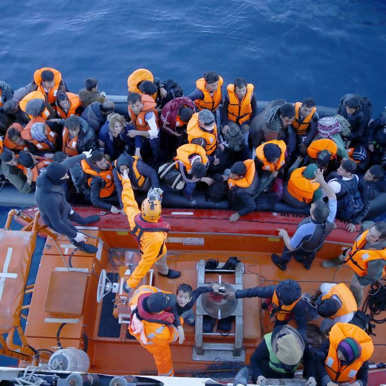 ΕΕ: Πιέσεις στην Άγκυρα για περιορισμό των μεταναστευτικών ροών