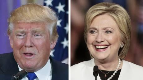 Ακλόνητα φαβορί οι Τραμπ & Κλίντον - Τί σχεδιάζουν τα επιτελεία τους