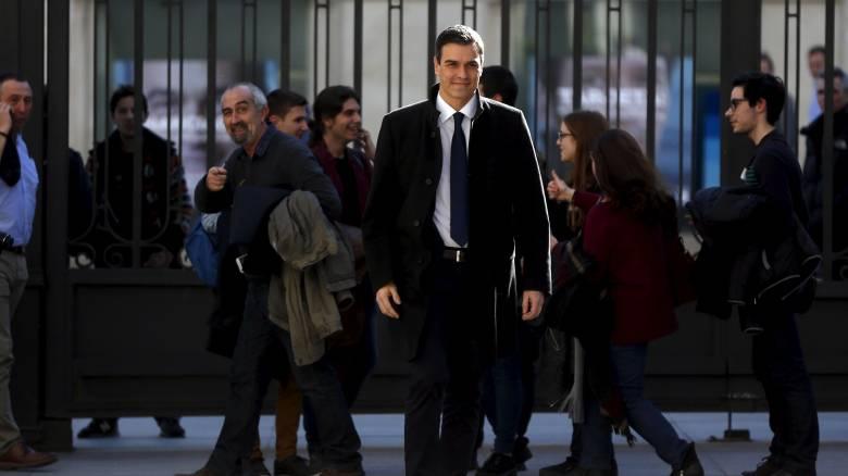 Iσπανία: Δεν πήρε ψήφο εμπιστοσύνης από το κοινοβούλιο ο Σάντσεθ
