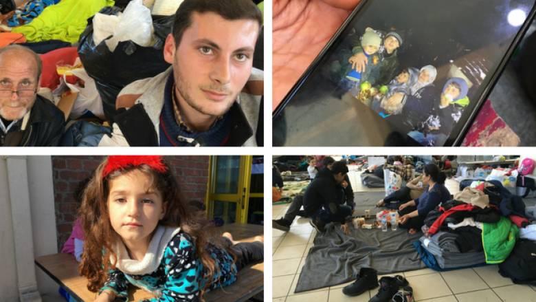 Πρόσφυγες στον Πειραιά: αυτές είναι οι ιστορίες τους