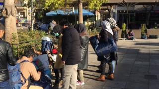 Απελπιστική η κατάσταση στην πλατεία Βικτωρίας