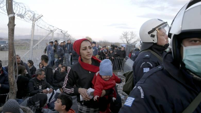 Δεν είναι τράνζιτ η Ελλάδα