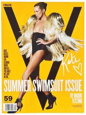 Kate Moss, V59.