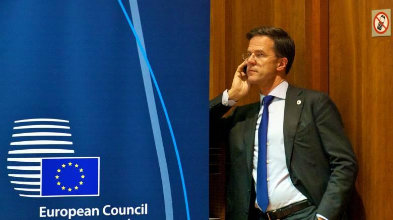 Ο Ολλανδός πρωθυπουργός καλεί την Τουρκία να μειώσει τις προσφυγικές ροές σε μηδενικό επίπεδο