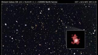 GN-z11: Ο πιο μακρινός γαλαξίας του σύμπαντος