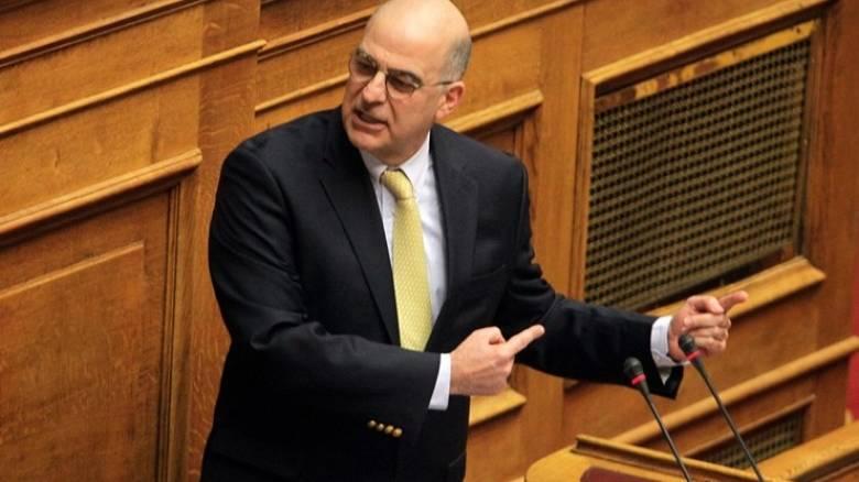Ένταση στη Βουλή στο... παρά πέντε του συμβουλίου των πολιτικών αρχηγών