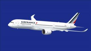 Airbus A320 της Air France πέρασε ξυστά από drone