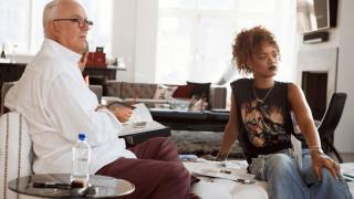 O Manolo Blahnik και η ευπώλητη Rihanna είναι το νέο σχεδιαστικό ντουέτο της σεζόν