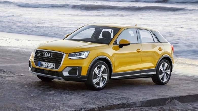 To καινούργιο και πιο μικρό SUV της Audi, το Q2, ξεκινά από τα 1.000 κυβικά