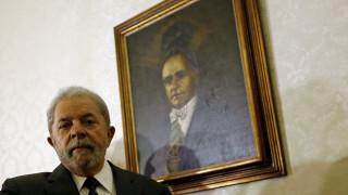 Για ξέπλυμα μαύρου χρήματος και διαφθορά κρατείται ο Λούλα
