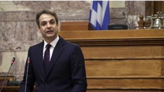 Tι είπε ο Κυριάκος Μητσοτάκης μετά το Συμβούλιο Πολιτικών Αρχηγών