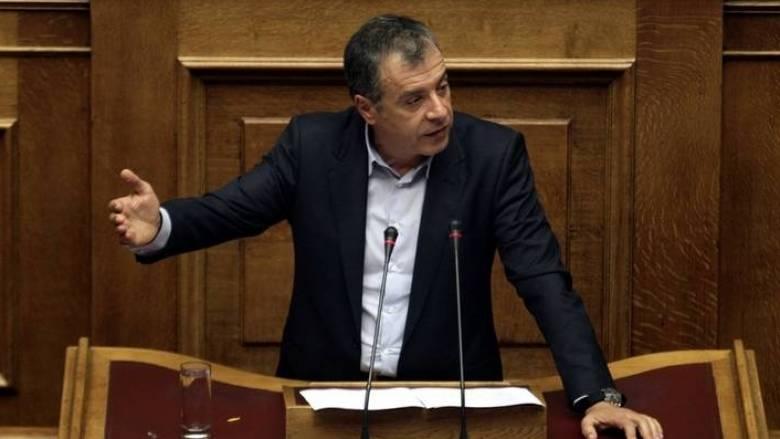 Τι είπε ο Σταύρος Θεοδωράκης μετά το Συμβούλιο των πολιτικών αρχηγών