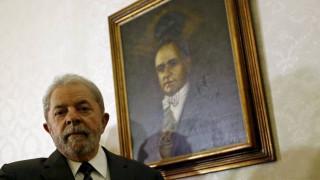 Ελεύθερος αφέθηκε ο Λούλα ντα Σίλβα για την υπόθεση διαφθοράς
