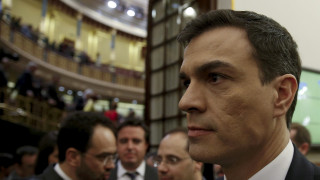 Ισπανία: Πάλι δεν πήρε ψήφο εμπιστοσύνης ο Σάντσεθ
