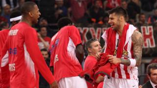 Ο Ολυμπιακός νίκησε την Λαμποράλ 82-68 και συνεχίζει την μάχη της πρόκρισης από το τοπ-16